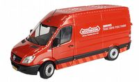 MarGe Mercedes-Benz Sprinter Nooteboom 1:32